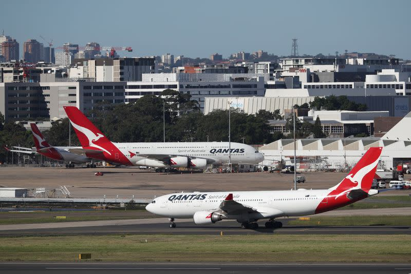 Qantas cutting up to 2,500 jobs as it outsources ground handling in Australia