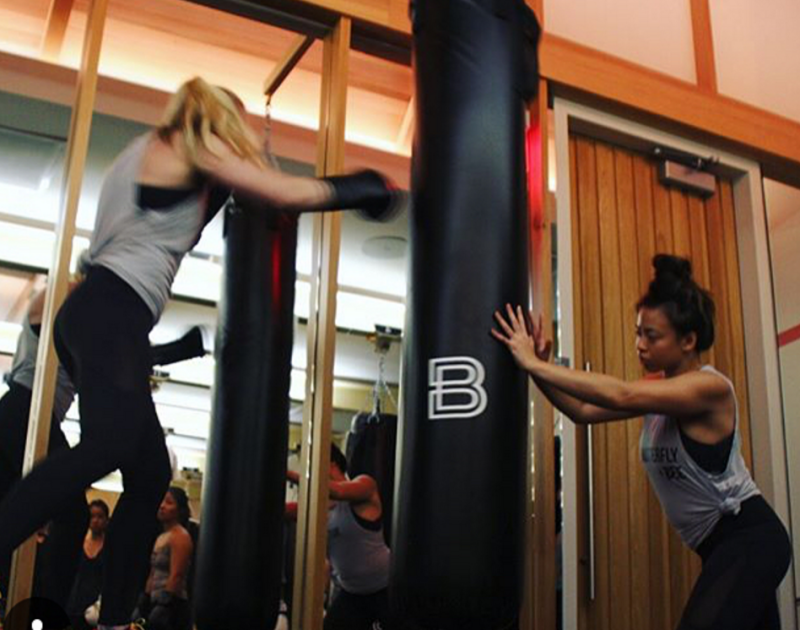 I took an empowering women's self-defense workshop at a boxing gym, and here's why everyone should try it