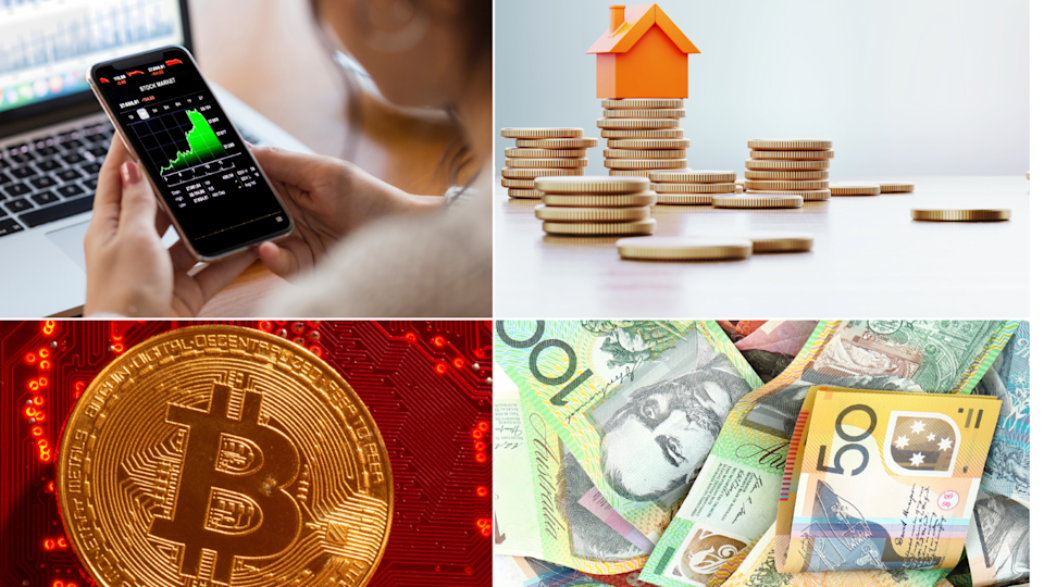 From shares to property investment and even Bitcoin, here's how to work out which investment is best for you. Source: Getty