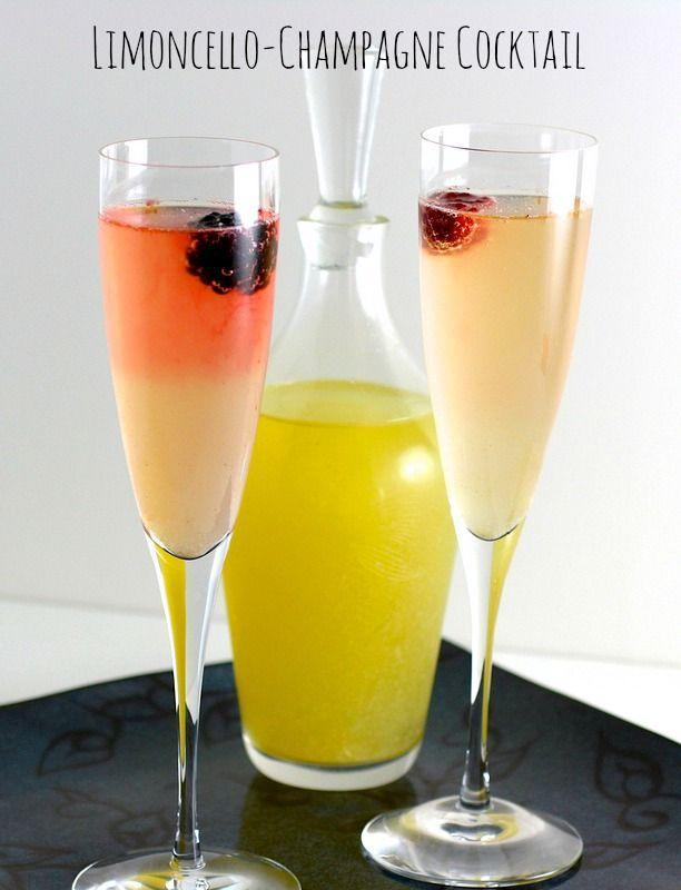 """<p>Homemade Meyer limoncello combined with champagne makes the perfect brunch cocktail.</p><p>Get the recipe from <a href=""""http://www.shockinglydelicious.com/limoncello-champagne-cocktail/"""" rel=""""nofollow noopener"""" target=""""_blank"""" data-ylk=""""slk:Shockingly Delicious"""" class=""""link rapid-noclick-resp"""">Shockingly Delicious</a>.</p>"""