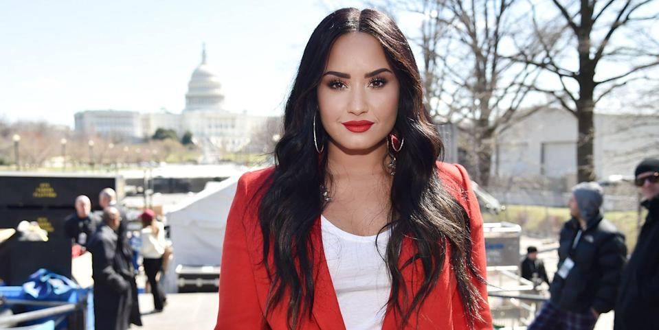 Demi Lovato's 'Commander in Chief' Lyrics Are a Pointed Message to Donald Trump