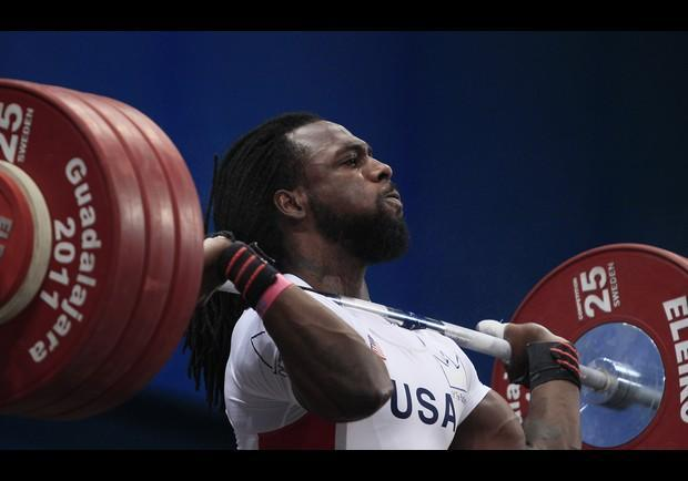 """<div class=""""caption-credit""""> Photo by: AP Photo/Ariana Cubillos</div><div class=""""caption-title"""">Weightlifting</div>Weightlifting <br> Annual Cost: $5,000 <br> Years Training: 10 <br> <br> Beyond the $200 shoes that need to be replaced about once a year, expenses are generally limited to a handful of annual trips to regional or national competitions."""