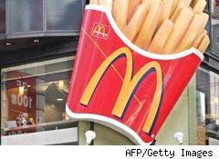 McDonald's earnings are out this week