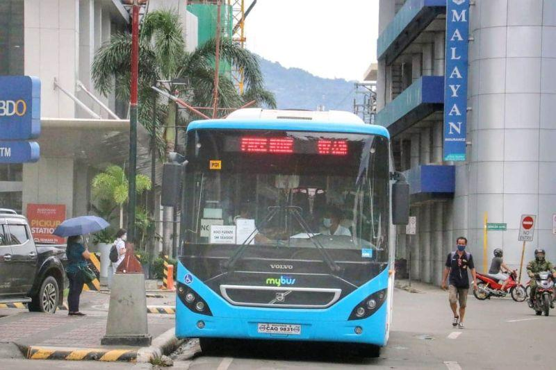 MyBus offers free rides; LTFRB 7 chief opposes it