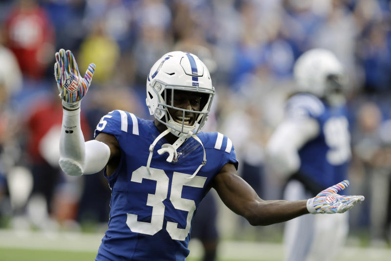 AP sources: Jets agree to 1-year deal with CB Pierre Desir