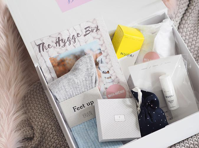 """<h2>44. Hygge Box</h2> <p><strong>Cost: </strong>$25/month</p> <p><strong>What you get: </strong>Four to five seasonal items</p> <p><strong>Why we love it: </strong>Cozy up with the only monthly subscription box designed to bring the Danish art of hygge in to your life. Expect anything from candles to fuzzy socks to cookies from around the world, each handpicked to help you unwind. Not a bad way to remind yourself to slow down on the binge-watching and endless scrolling every month.</p> <p><a class=""""link rapid-noclick-resp"""" href=""""https://www.cratejoy.com/subscription-box/hygge-box/?irgwc=1&clickid=WTlUgX3PkRuW28O3QX1-xxAoUkjR8x2HuVn1080&utm_medium=AFF&utm_source=IR&utm_basket=admitad%20GmbH&utm_carton=ONLINE_TRACKING_LINK&utm_egg=Online%20Tracking%20Link"""" rel=""""nofollow noopener"""" target=""""_blank"""" data-ylk=""""slk:Sign up for Hygge Box"""">Sign up for <em>Hygge Box</em></a></p>"""