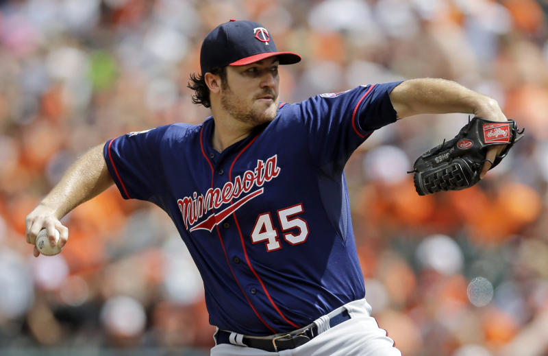 Mauer has 4 RBIs to lead Twins over Orioles, 6-4