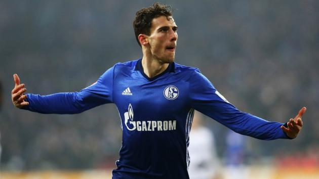 Arsenal and Liverpool target Goretzka yet to have 'intensive' contract talks