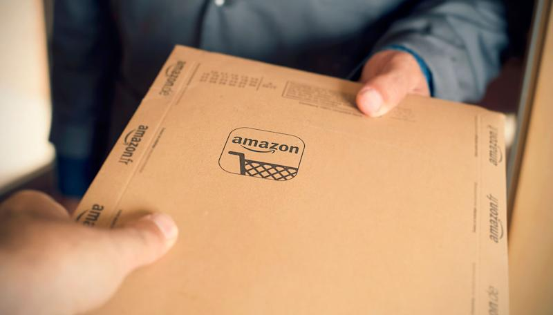 Australian customers will no longer be able to use the Amazon US website from July 1. File pic. Source Getty ImagesMore