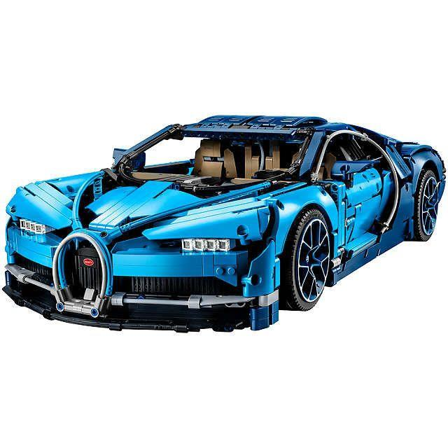 Build your own LEGO supercar, with&nbsp;a whopping 3,599 pieces.<br />Price: &pound;329.99