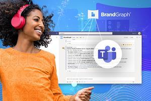 BrandGraph will automatically deliver regular updates based on the frequency settings determined by the user. The user can subscribe to an unlimited number of brands, allowing a marketer to monitor not only the brands they own, but their entire competitive landscape as that data is available within BrandGraph.