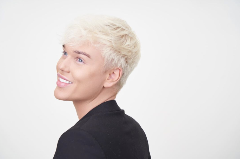 The Voice star Jack Vidgen
