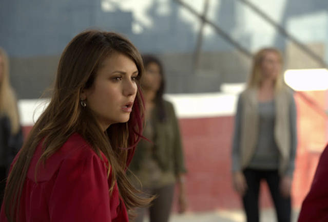 """Graduation"" -- Nina Dobrev as Elena"