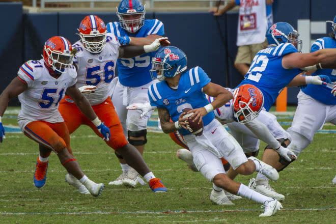 Gators miss tackles, DBs in worst defensive showing under Grantham