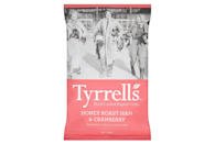 "<p>This premium chip maker from the U.K. is <a href=""https://www.telegraph.co.uk/finance/newsbysector/retailandconsumer/10067279/Tyrrells-crisps-for-sale-for-100m.html"" rel=""nofollow noopener"" target=""_blank"" data-ylk=""slk:no stranger"" class=""link rapid-noclick-resp"">no stranger</a> to unique flavors, but honey roast ham and cranberry is a mouthful for multiple reasons. Each bite is a feast of flavor!</p>"