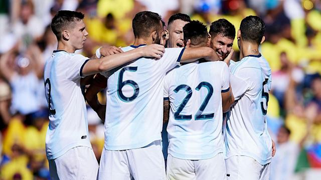 Ecuador were no match for Argentina on Sunday, as Lionel Scaloni's La Albiceleste claimed a comfortable 6-1 friendly win in Elche.