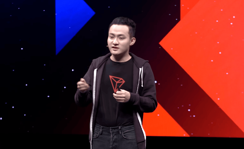 Since the original incident, with some space to reflect, Tron CEO Justin Sun decided to deliver a more healing message through a spokesperson. | Source: Youtube/TRON Foundation
