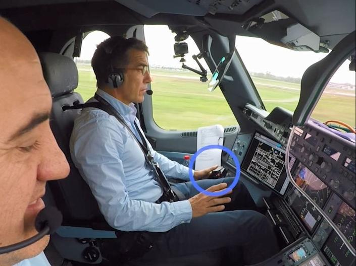 Airbus A350 Demonstrates First Fully Automatic Vision Based Take Off