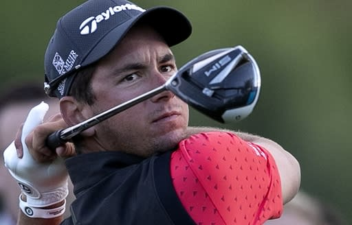 Herbert leads Scottish Open by 1 heading to weekend