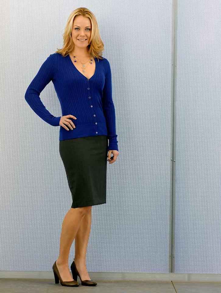 Andrea Anders stars as Linda on Better Off Ted.