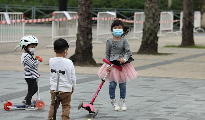 Antibody studies during the 2009 swine flu outbreak found about 40 per cent of children in Hong Kong were infected, though many had only mild symptoms. Photo: Nora Tam
