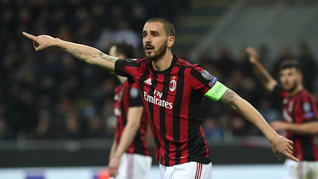 Goals from Henrikh Mkhitaryan and Aaron Ramsey condemned Milan to defeat against Arsenal, leading to Leonardo Bonucci questioning his side.
