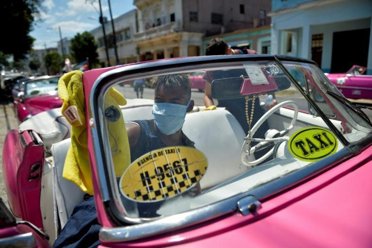 Private enterprise, including taxi services, boomed in Cuba boomed after the historic warming of ties with Cold War rival the United States in 2014 under then-president Barack Obama