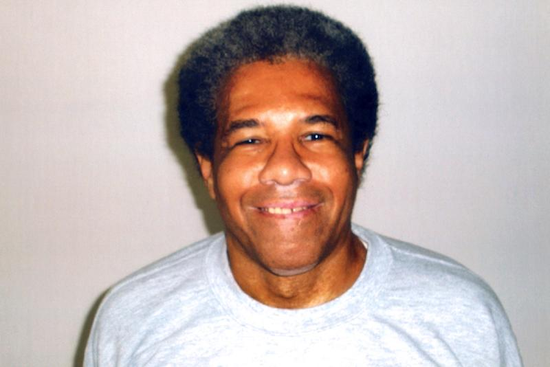 An undated picture released on June 10, 2015 by Amnesty International in Paris, shows Albert Woodfox (AFP Photo/)