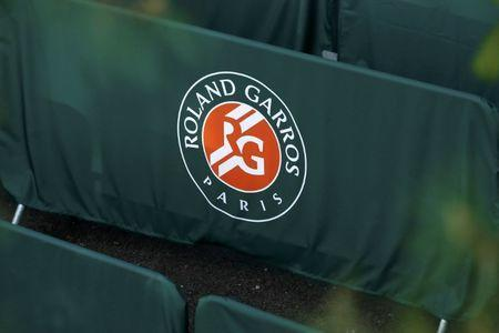 FILE PHOTO: Tennis - French Open - Roland Garros - Paris, France - 23/05/16. Roland Gorros logo. REUTERS/Benoit Tessier Picture Supplied by Action Images
