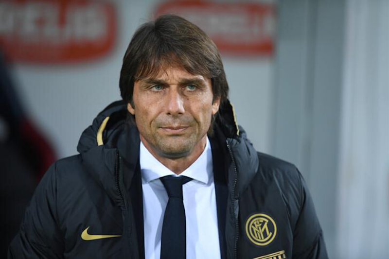 Inter Milan's Antonio Conte Unhappy Playing Behind Closed Doors Because of Coronavirus
