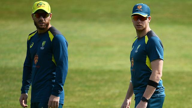 Steve Smith and David Warner will feature for Australia in T20 games against Sri Lanka and Pakistan on home soil.