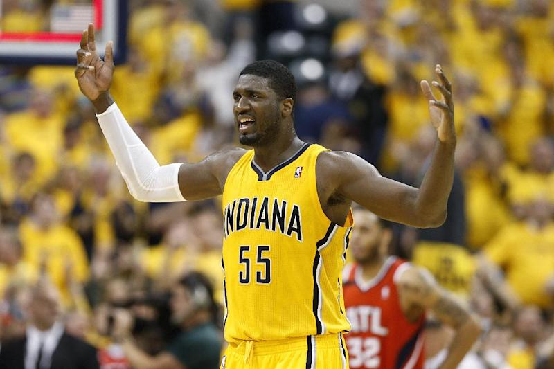 Pacers roll past Hawks, 92-80 in Game 7
