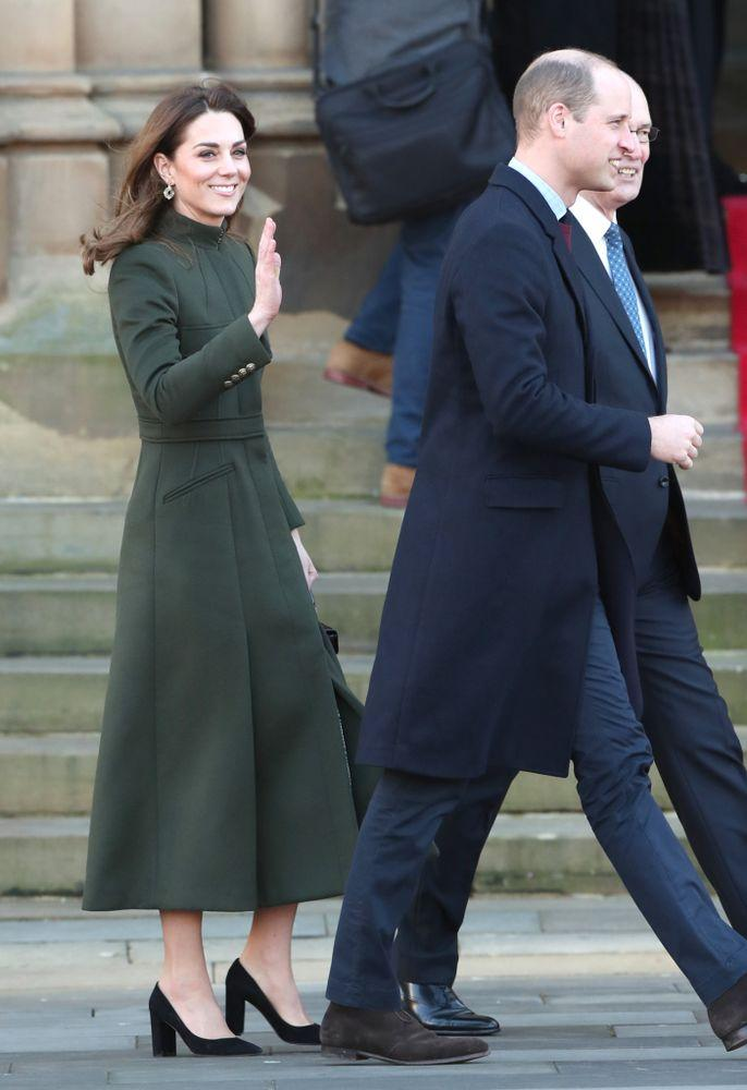 Kate Middleton and Prince William | Danny Lawson/PA Images via Getty Images