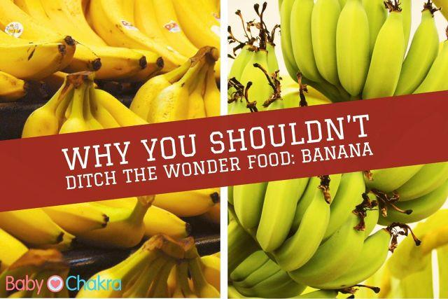 3 Scientific Reasons Why You Shouldn't Ditch The Wonder Food: Banana