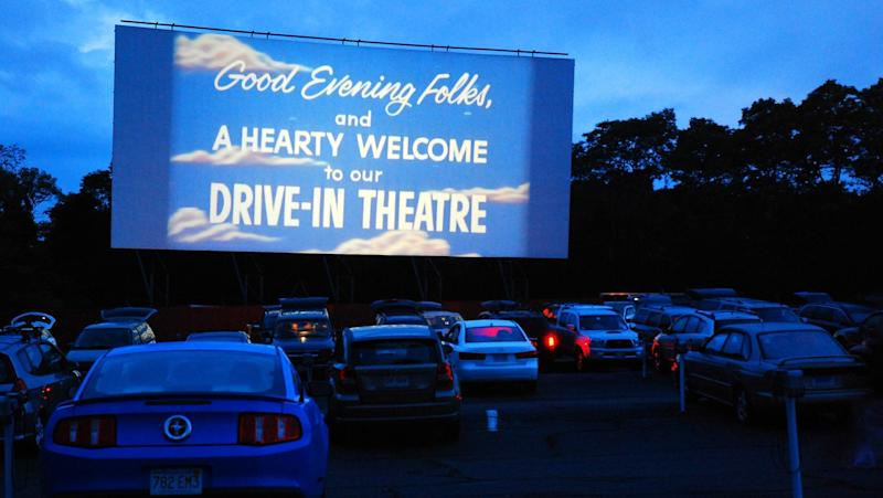 10 of the Best Drive-In Movie Theaters in America