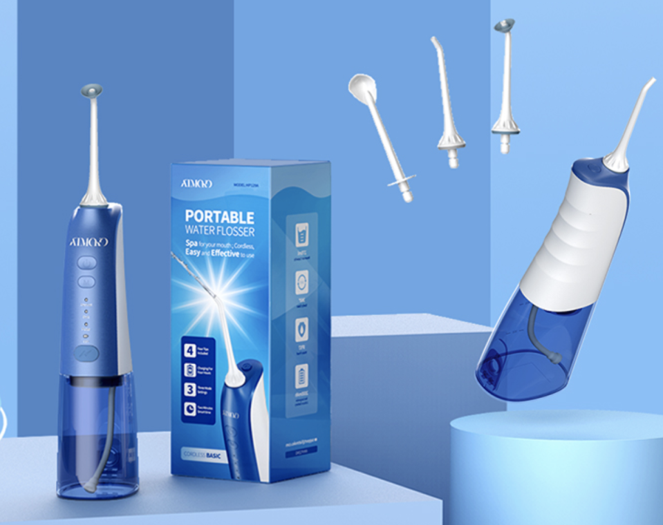 Say hello to healthier teeth and gums. (Photo: Amazon)