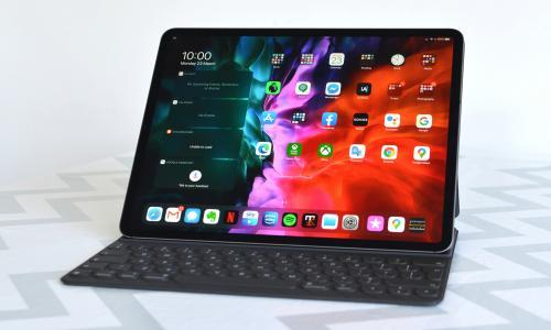 Apple 2020 iPad Pro 12.9in review: the best mobile tablet can now get real work done