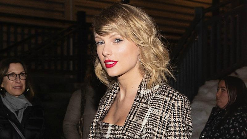 Taylor Swift Will Not Attend the 2020 GRAMMYs