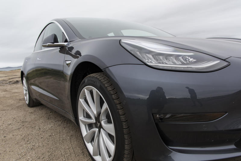 Tesla reportedly asked suppliers for cash back to help it reach profitability