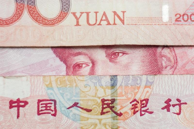 Image result for Yuan spikes higher as markets yawn at Fed
