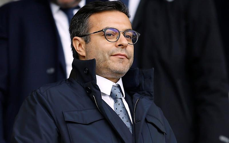 Andrea Radrizzani said EFL rules should be revised to stop clubs selling assets to sister companies - Action Images via Reuters
