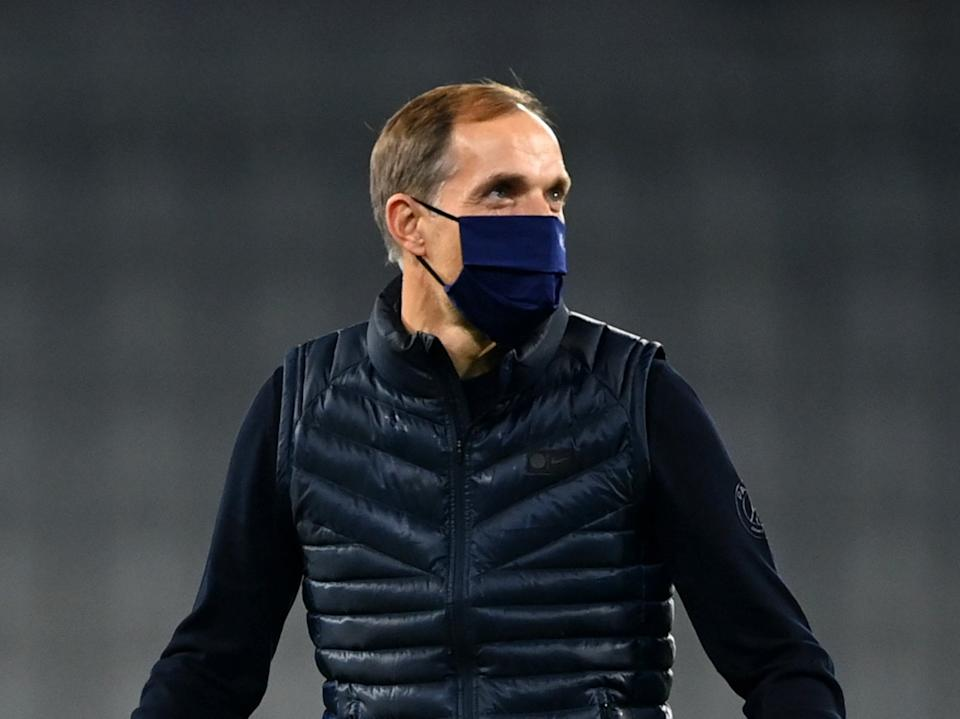 Thomas Tuchel is in line for the jobGetty Images