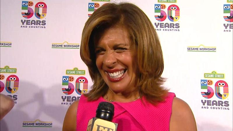 Hoda Kotb's Daughter Haley Plays With Dylan Dreyer's Son Calvin in Precious Beach Day Pics