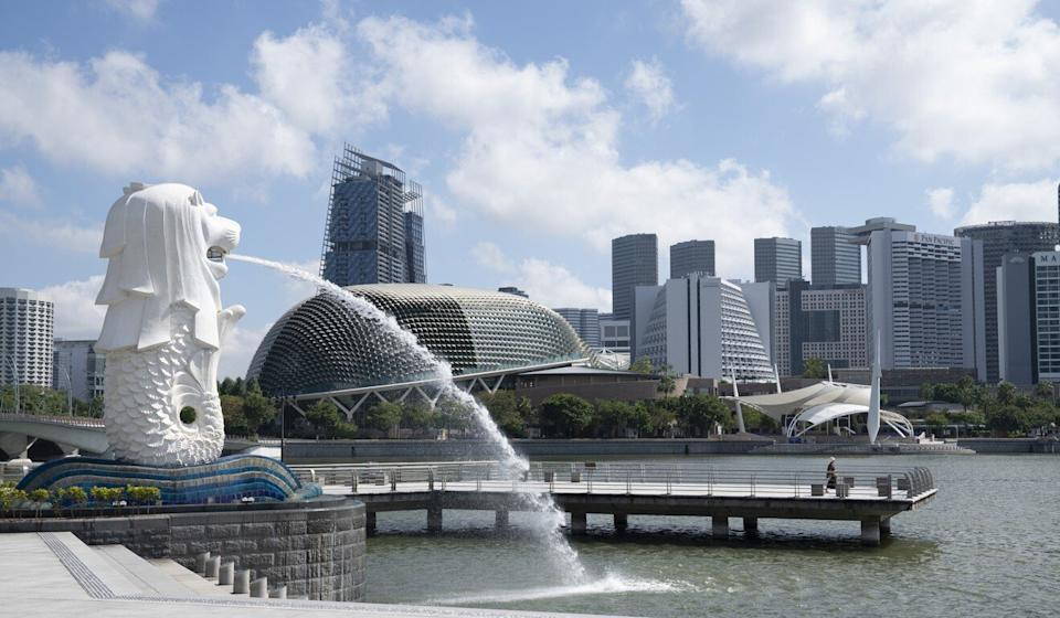 Singapore has brought in various measures to ease the plight of SMEs. Photo: Bloomberg