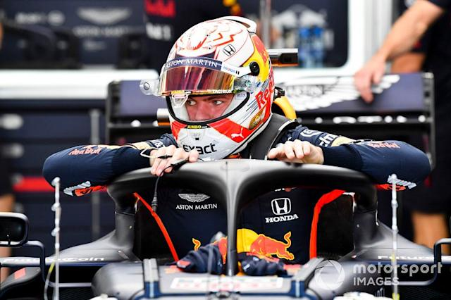 "Max Verstappen, Red Bull Racing <span class=""copyright"">Mark Sutton / Sutton Images</span>"