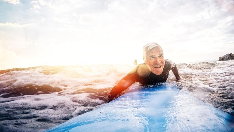 Los Angeles is a great city for active seniors.