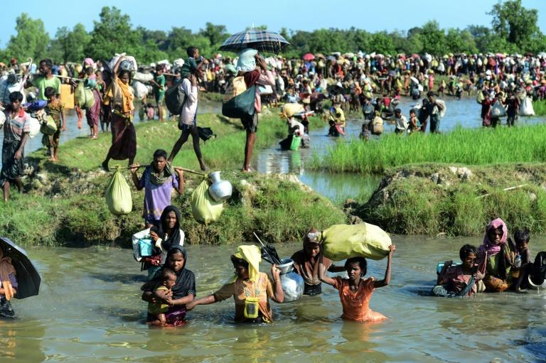 Rohingya groups in 'solidarity' with Myanmar's ethnic Rakhine