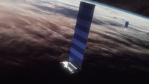"""<p>This will undoubtedly become one of the most-watched missions in the next decade as SpaceX plans to launch 12,000 communication satellites into Earth's orbit<a href=""""https://spaceflightnow.com/2019/09/18/starlink-to-fill-lions-share-of-spacex-near-term-launch-manifest/"""" rel=""""nofollow noopener"""" target=""""_blank"""" data-ylk=""""slk:in the next year"""" class=""""link rapid-noclick-resp""""> in the next year</a>. </p><p>The plan has already ruffled feathers. <a href=""""https://www.popularmechanics.com/space/satellites/a27722305/starlink-satellite-astronomers/"""" rel=""""nofollow noopener"""" target=""""_blank"""" data-ylk=""""slk:Dark sky advocates are concerned"""" class=""""link rapid-noclick-resp"""">Dark sky advocates are concerned </a>the vast constellation of satellites could dampen our ability to peer out into the starry skies. Others have voiced concerns that the network could <a href=""""https://www.popularmechanics.com/space/satellites/a28900766/esa-spacex-satellite-near-collision/"""" rel=""""nofollow noopener"""" target=""""_blank"""" data-ylk=""""slk:make Earth's orbit too crowded"""" class=""""link rapid-noclick-resp"""">make Earth's orbit too crowded</a>, potentially leading to crashes and, eventually our inability to leave the planet.</p>"""