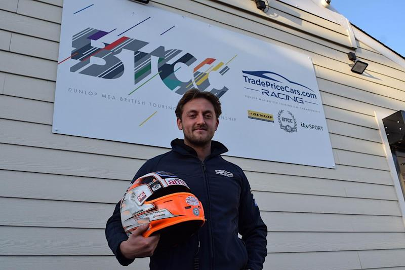 Thompson joins Trade Price Cars Racing for '20