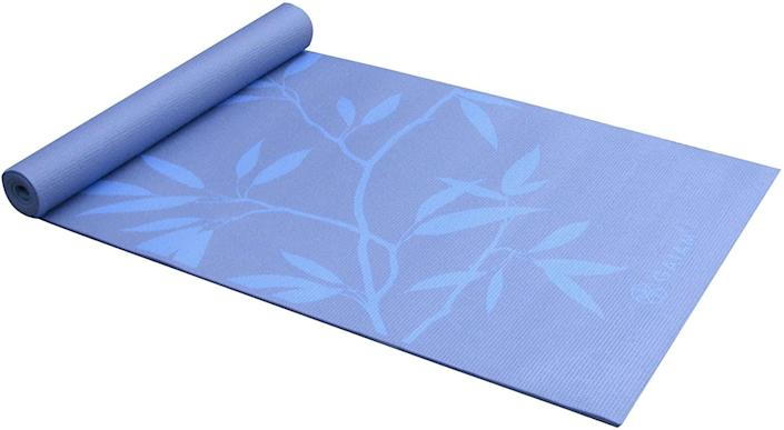 Gaiam yoga mat, gifts for her